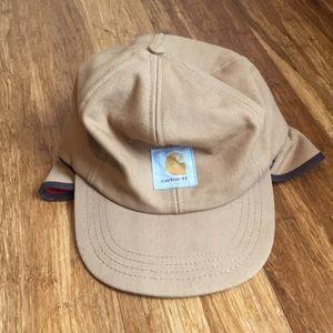Ear flap Carhartt hat